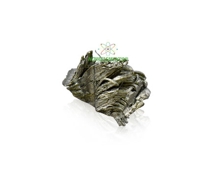 scandium metal, scandium metal crystals, scandium acrylic cube, scandium cube, scandium metal for element collection, scandium metal for display, scandium for laboratory.