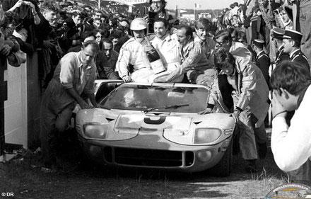 course endurance lucien bianchi 1968 24h du mans exposition automobile art la tartine lasne