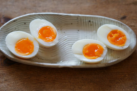陶芸家 土鍋作品 土鍋で美味しい料理 土鍋レシピ 美味しいゆで卵