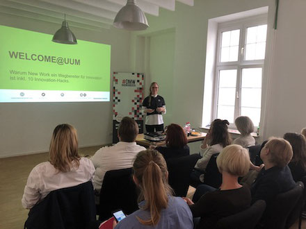 Unterschied & Macher | Meetup der Digital Media Women