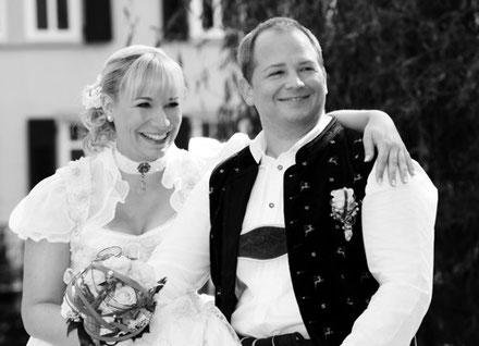 Hochzeit in Tracht