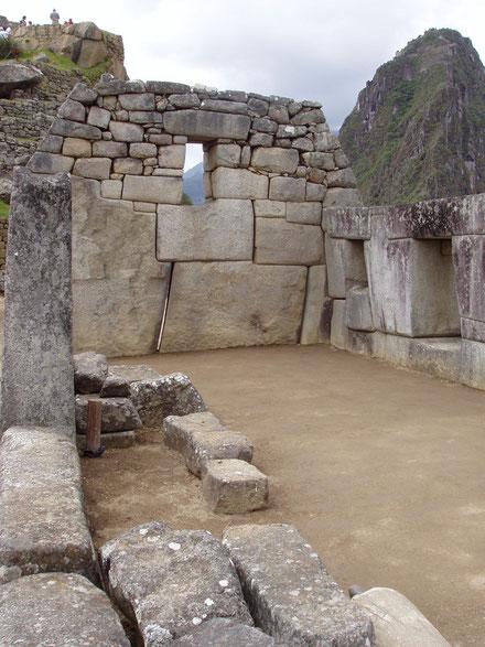 Machu Picchu, die verschollene Hochburg des letzten Inka