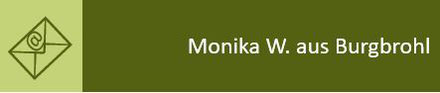 Rückmeldung Leinöl; Test Leinöl Monika