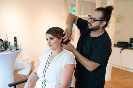 Make up Artist Shan - (c) Wedding by Gerald.