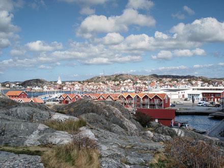 Skärhamn auf Jörn an der schwedischen Westküste