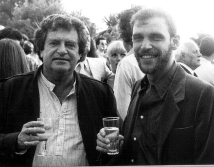 ©Sam Firstenberg, mit Menahem Golan