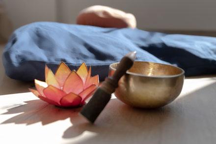 Meditation in Ratingen, Düsseldorf, Heiligenhaus und Kettwig