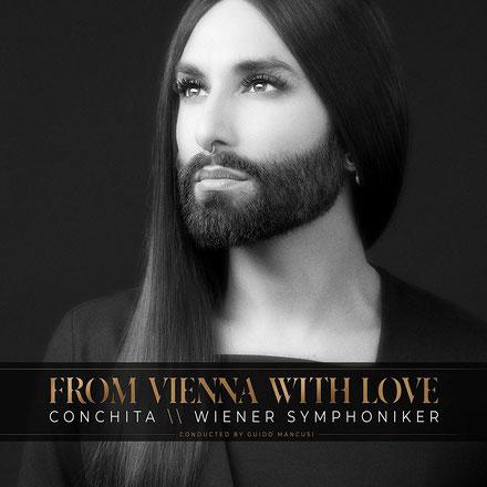 Conchita / Wiener Symphoniker: From Vienna With Love (Sony Music 2018)