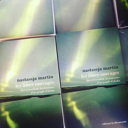Les âmes sauvages ; Nastassja Martin. Culture Max de nature