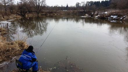 Рыболов из Чехова