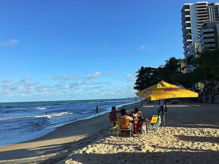 Strand von Recife