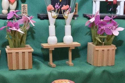 花しょうぶと菖蒲酒