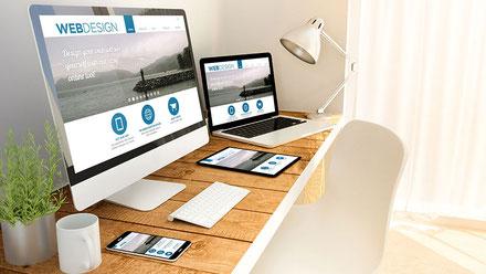 Webdesign & Online Marketing
