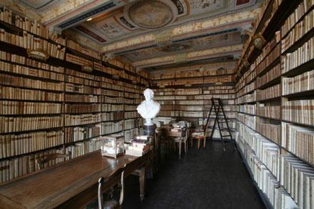 Biblioteca di Leopardi