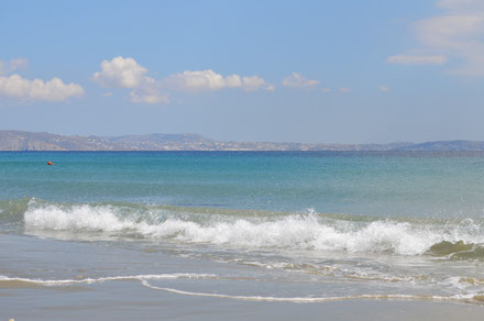 Strand von Agios Panteleimon