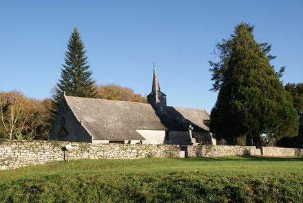 la chapelle sainte Catherine - la Claie des Landes