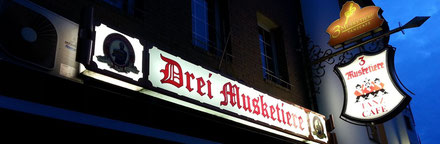 """Die Tanz-Kneipe """"Drei Musketiere"""" in Bad Neuenahr"""