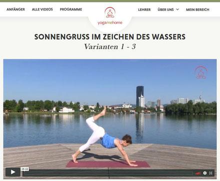 Yogalehrer Ausbildung Wien Video