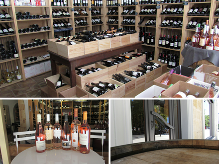Cave Saint Vincent, La Teste de Buch : vins rouges, blancs, rosés