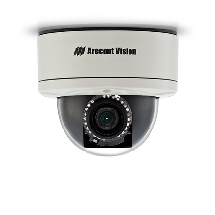 Arecont Vision MegaDome®  2 Kamera, presented by SafeTech