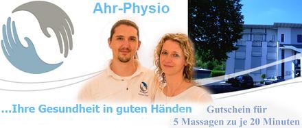 Ahr-Physio Gutschein
