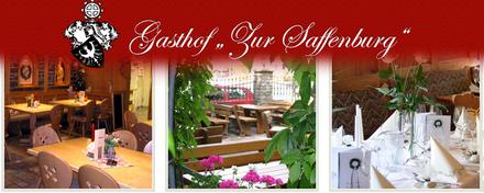 Gasthof Zur Saffenburg in Mayschoss