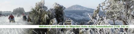 Skigebiet Hohe Acht