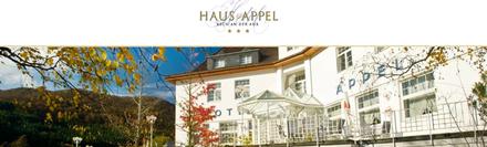 "Hotel ""Haus Appel"" in Rech an der Ahr"