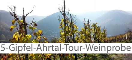 Ahrtalrundfahrt mit Weinprobe - Wir zeigen Ihnen das Ahrtal von seiner schönsten Seite.