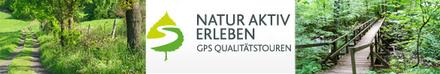 Natur aktiv erleben GPS Touren