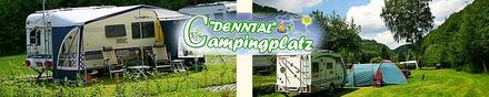 Camping im Denntal Ahrbrück