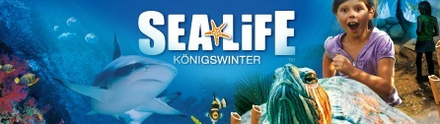 SeaLife in Königswinter
