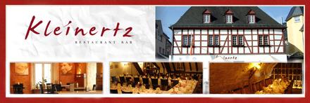 Restaurant Kleinertz in Ahrweiler