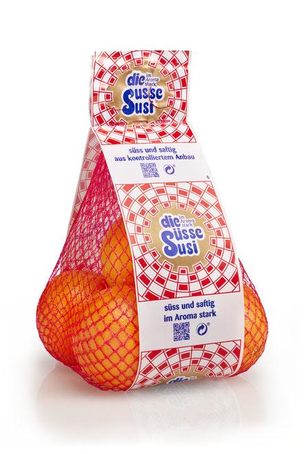 die Süsse Susi Orangen im Netz