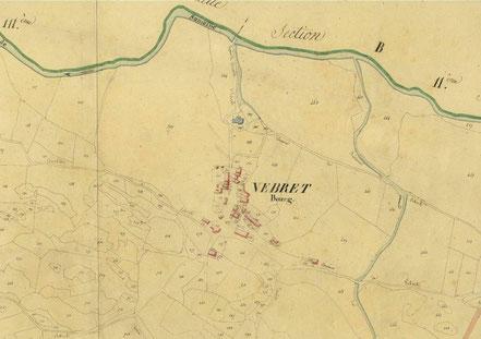 Le plan de 1827