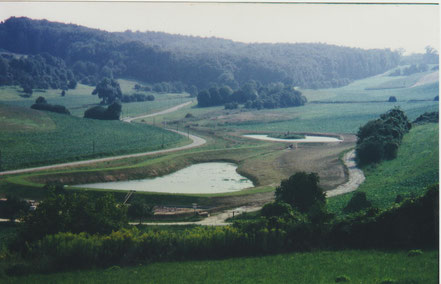 Seebau 1992 - 1995