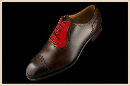 BROSENTお勧めのコンビ靴にも使えます!【Turner】