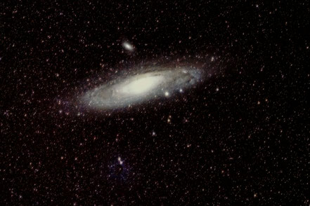 Our closest neighbour in the universe - The Andromeda Galaxy
