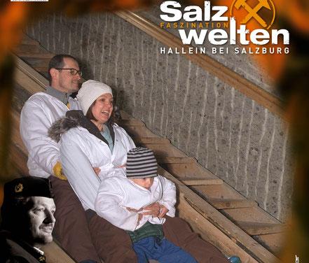 Salzbergwerk, Bad Dürrnberg