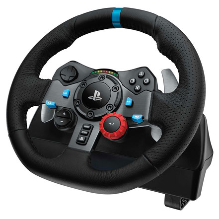 Logitech G29 Driving Force disponible ici.