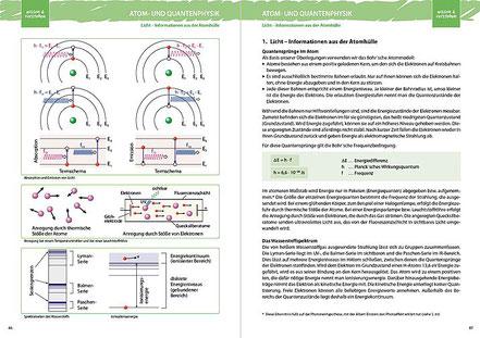 1. Licht - Informationen aus der Atomhülle