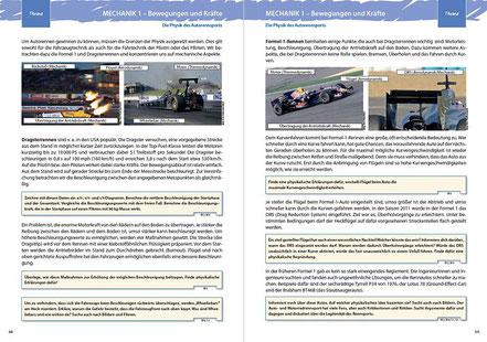 THEMA: Die Physik des Autorennsports
