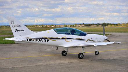 Ultraleichtflugzeug Stream