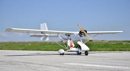 Ultraleichtfluggerät DAR Solo 120