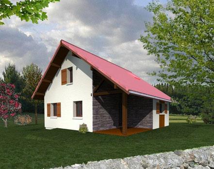 Construction de maison - Grésivaudan