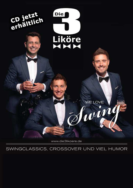 Konzert - WE LOVE SWING