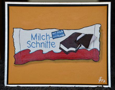 """(c) Divo Santino 2017 """"Schnitte"""""""