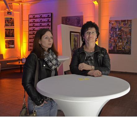 Margit Heib, Rosina Abel