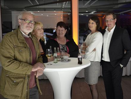 Helga Schönig, Simone Mühlbach, Roman Mühlbach
