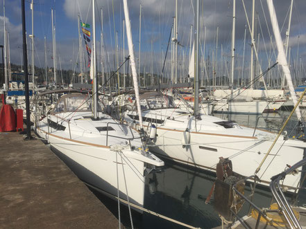 Delivery Frejus(France) to Corfu(Greece) of two jeanneau's